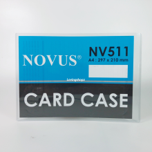 Card Case Novus NV-511 ukuran A4