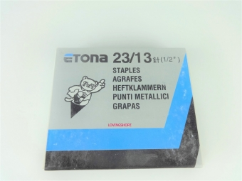 Isi Stapler Staples Etona No 23 / 13
