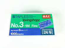 Isi staples Max No.3-1M