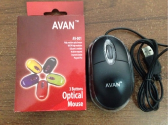 Optical Mouse merek Avan
