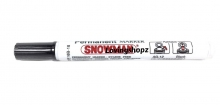 Spidol Snowman Permanent AG 12 Marking On Any Materials